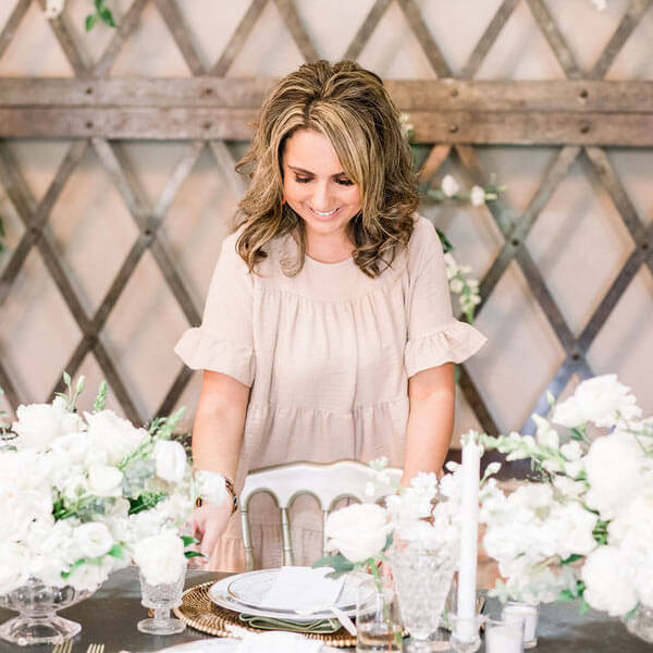 Houston Wedding Planner Laced with Grace Events Brandi