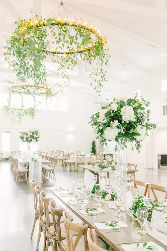 Laced with Grace Events - Houston Wedding Planner_03 Floral Installation Floral Chandelier